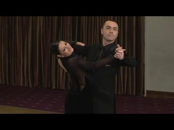 Tips Tricks Foxtrot Oliver Wessel-Therhorn with William Pino Alessandra Bucciarelli