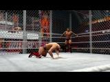 WWE 2K14 Hell in a Cell Match Simulation: Randy Orton vs. Daniel Bryan