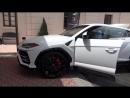 Lamborghini URUS Peoples reactions to the worlds FIRST Super SUV Showcase by Lamborghini Miami
