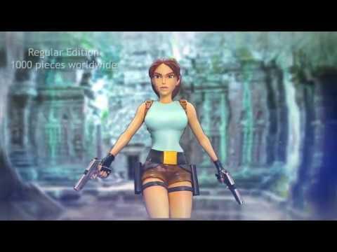 GAMING HEADS - Tomb Raider™ Lara Croft statue