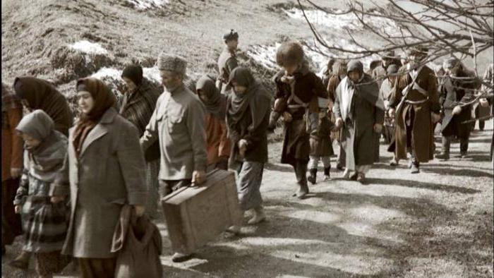 Фильм о депортации карачаевского народа снимают в Карачаево-Черкесии