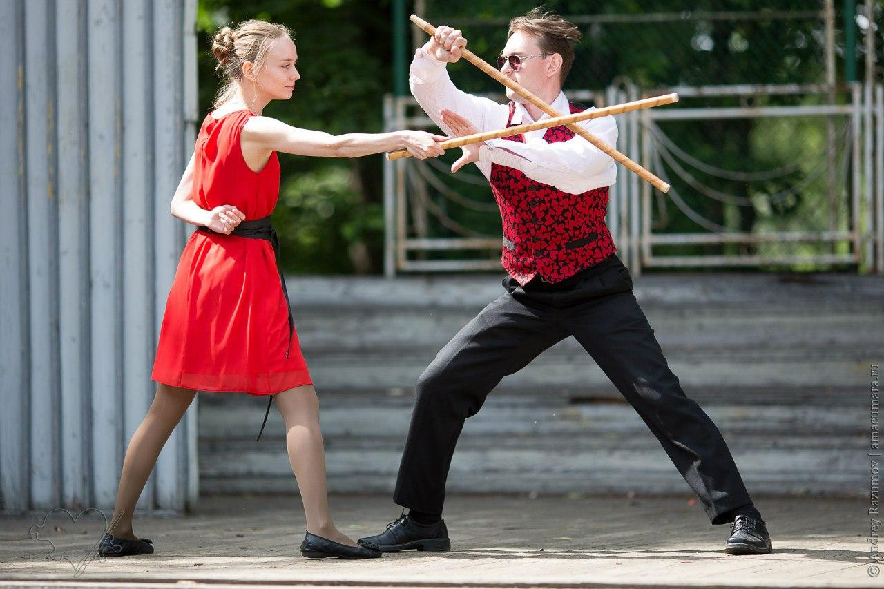 Искусство современного фехтования