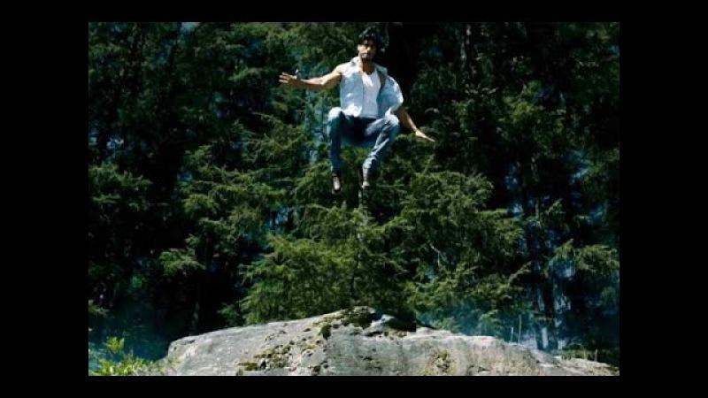 Crazy stunts by Indian hero like Tony Jaa
