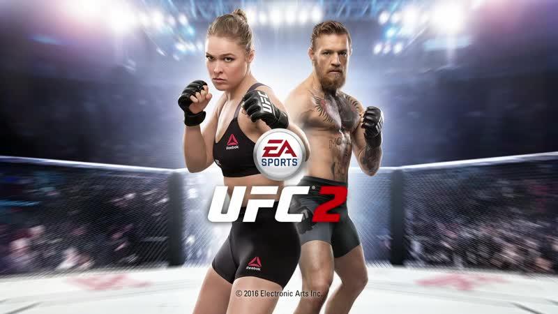 [AlexPozitiv] UFC 2. Самый ох**нный мордобой.