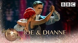 Joe Sugg &amp Dianne Buswell Argentine Tango to 'Red Right Hand' by Nick Cave - BBC Strictly 2018