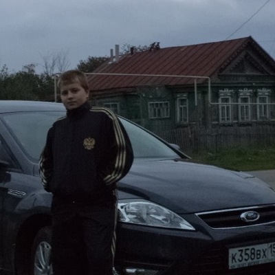 Сергей Панкрушин, 10 января 1998, Нижний Новгород, id181485690
