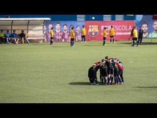 Video highlights of 3rd FCBEscola International Tournament