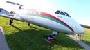 Музей авиационной техники в Боровой Aviation Museum in Borovoy