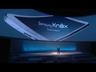 Презентация Samsung GALAXY Note 3 + Gear. Часть 1