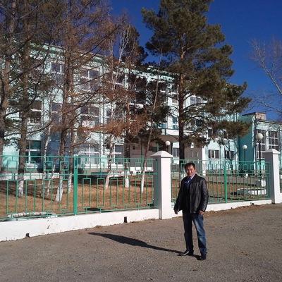 Цырен Батоев, Улан-Удэ, id124302111