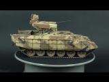 Нанесение камуфляжа на БМПТ Терминатор, 1 35. Camo painting on BMPT Terminator, 1 35
