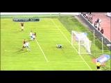 Pablo Osvaldo amazing bicycle kick goal Roma vs Catania 2-2