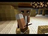 Кино Minecraft; Ужасы в летнем лагере (Часть 1)