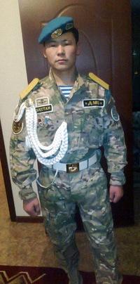 Бекзат Жакаш, 1 сентября 1993, id200337612