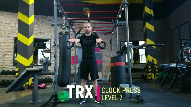 ТОП 3 упражнений на грудные мышцы с помощью петель TRX » Freewka.com - Смотреть онлайн в хорощем качестве