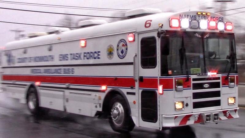 Ambulances Responding Compilation Part 6