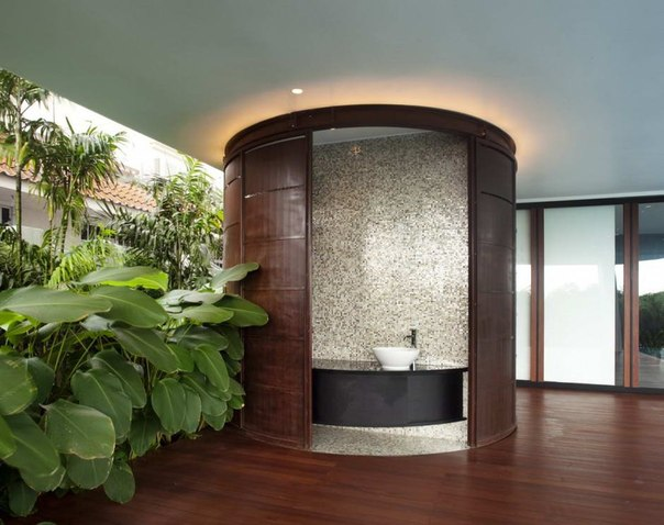 Самые красивые дома мира. Сингапур.