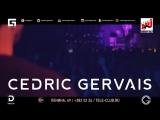 Cedric Gervais 21 июля в Доме Печати