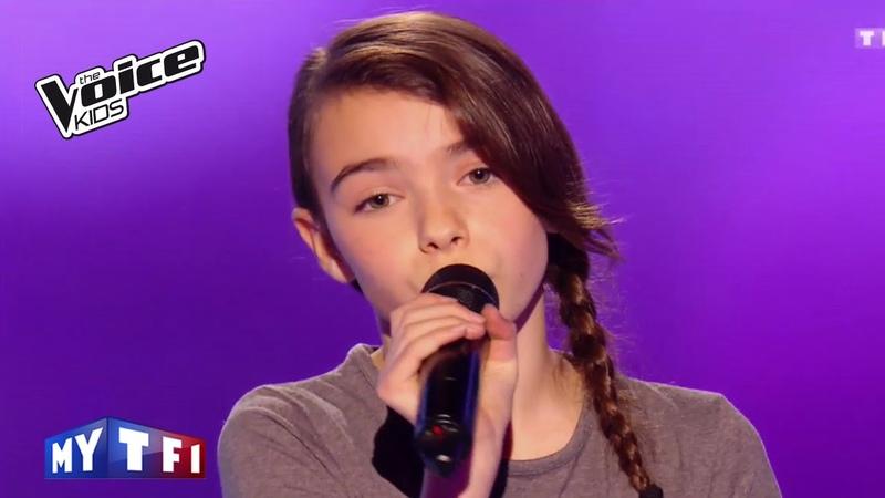 The Voice Kids France 2016 | Laure – Famille (Jean-Jacques Goldman) | Blind Audition