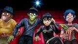 Gorillaz Movie Theater Speed Paint - Qweb Morris