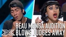 Beau Monga Audition 'Hit The Road Jack' Blows Judges Away X Factor Global