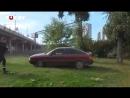 Погоня и перестрелка за Audi в Минске