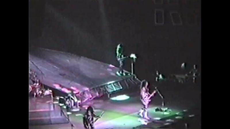 KISS. 19.12.1987 (New Haven, CT). Reason To Live