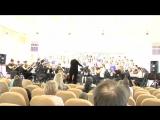 Сводный хор старших классов, сводный оркестр, хормейстеры - Вологдина Е.П. и Губина И.А., дирижер Андреева В.И. (01.04.2018)