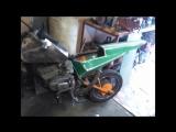 самодельный горный мотоцикл из восхода-homemade, motorcycle.mp4