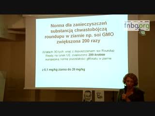 (19) O co chodzi z tym GMO - mgr inż. Lena Huppert