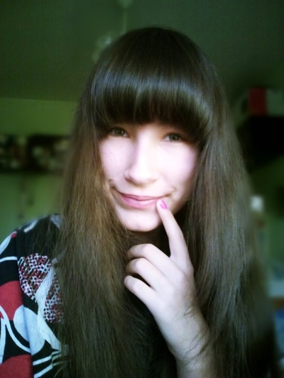 Анастасия Кузнецова, 22 октября 1996, Ярославль, id58345456