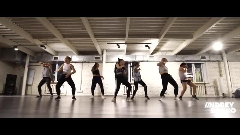 SAM FELDT ft AKON YES DANCEHALL CLASS BY ANDREY BOYKO