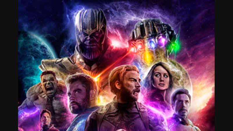 Мстители: Финал (Avengers: Endgame) 2019. Тизер русский дублированный [HD]