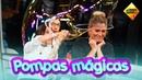 Pompas mágicas - Ciencia - El Hormiguero