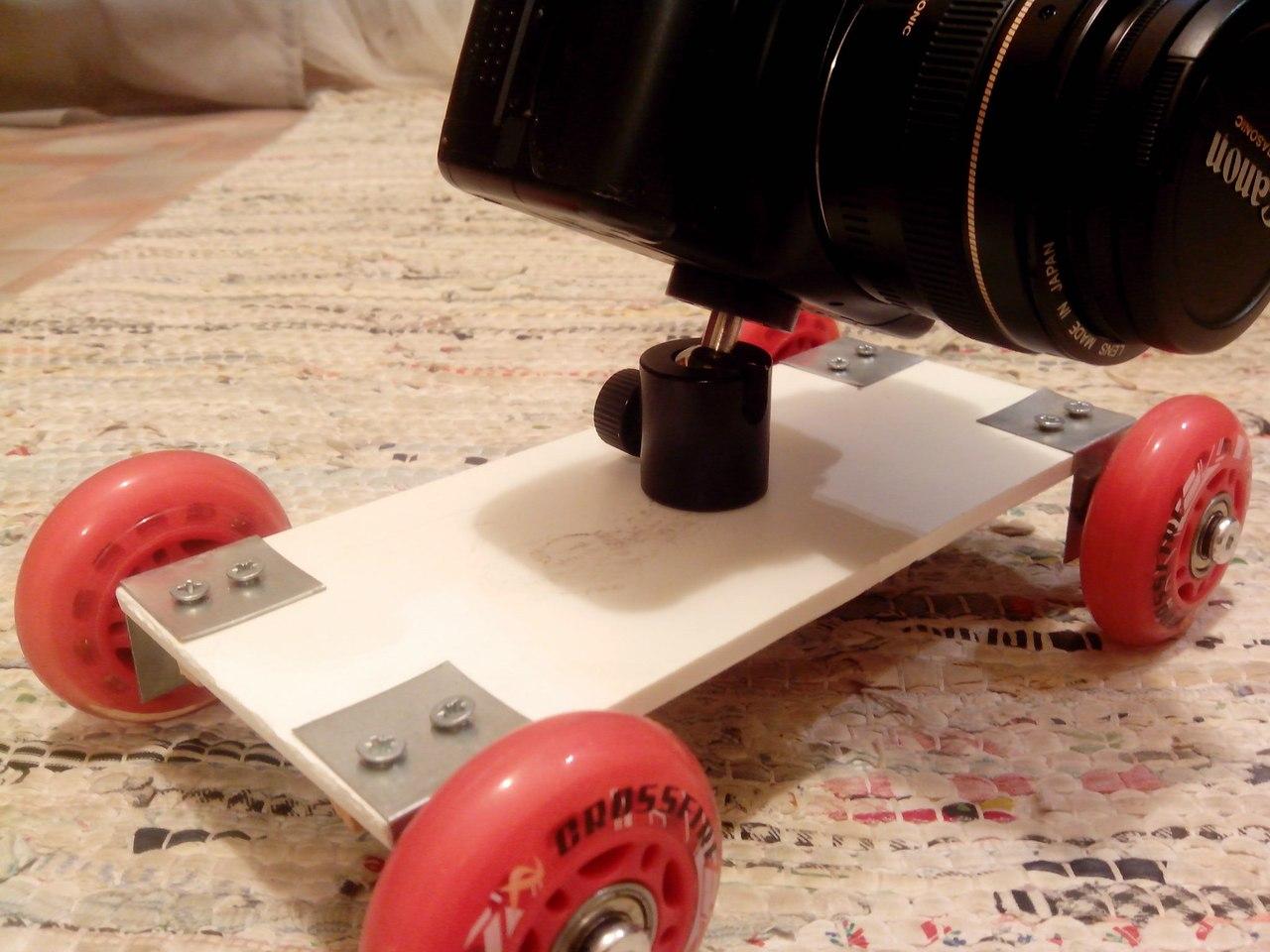 тележка для камеры долли своими руками