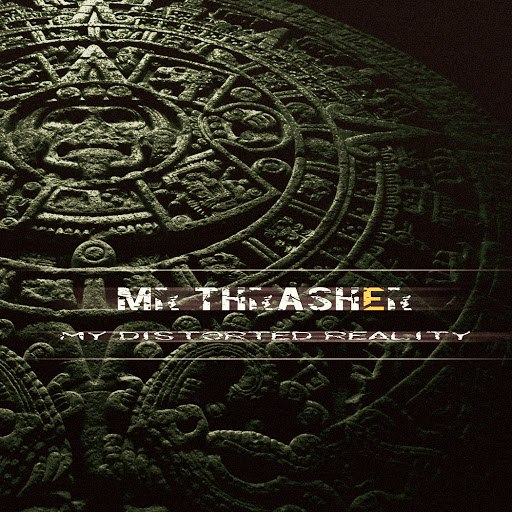 mr.Thrasher альбом My Distorted Reality