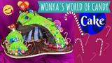 Wonka's World of Candy Cake - Watch me make it!