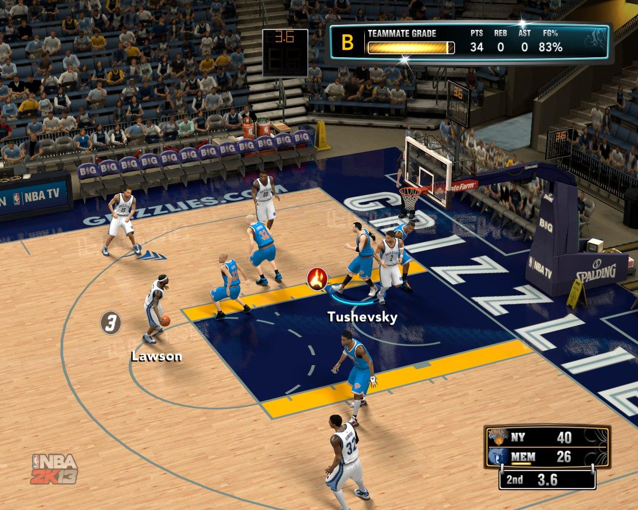 НБА 2к 13