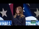 First Lady Melania Trump Town Hall On Opioid Crisis - Be Best - Mar 5 2019