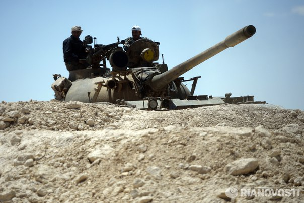 Минобороны России ответило на статью WSJ об ударе по базе коалиции в Сирии: http://ria.ru/syria/20160723/1472716143.html