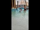 Первый раз в аквапарке