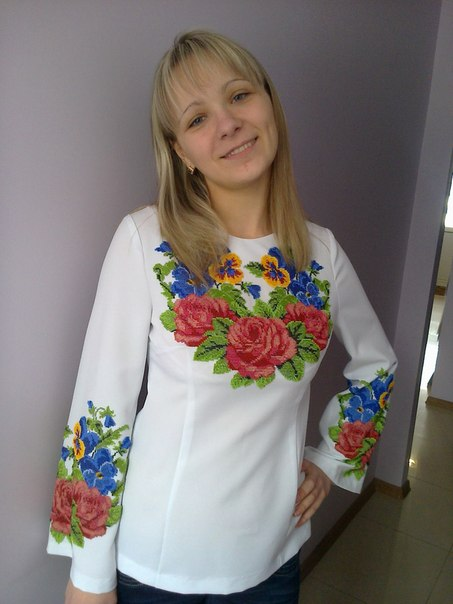 вишиванки плаття для дівчаток 10 років 19a91081f8557