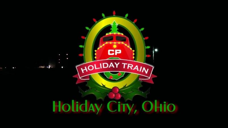 Canadian Pacific Holiday Train (Holiday City, Ohio)