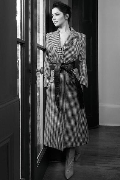 Cheryl Cole The Sunday Times Style magazine, November 2018