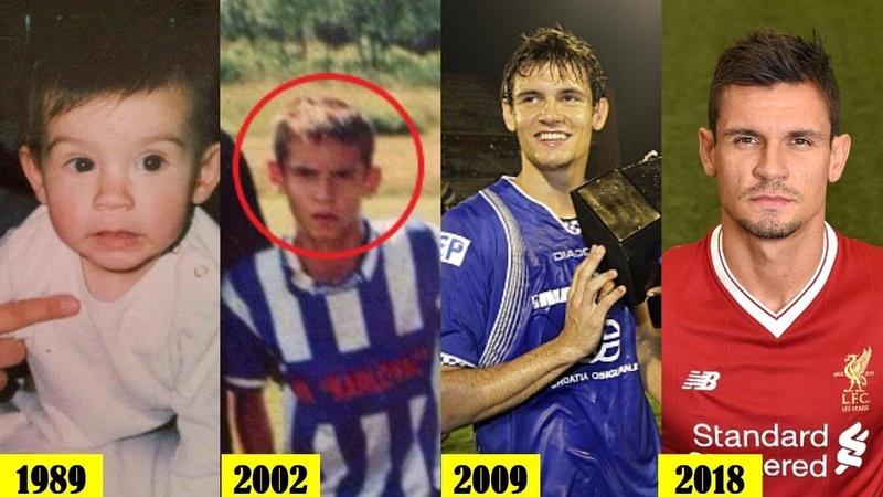 DEJAN LOVREN Transformation From 1 To 28 Years Old [HD]