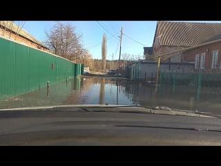 паводок Сомово