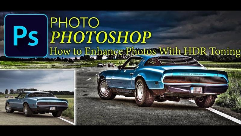 Photoshop HDR Tonlama ile Fotoğraf Nasıl Geliştirilir - Photoshop Eğitimi