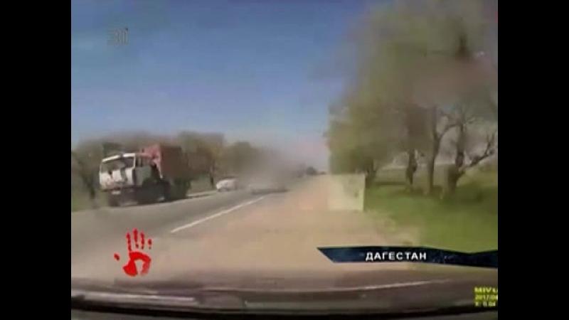 Челябинец попал в реанимацию после аварии в Дагестане.