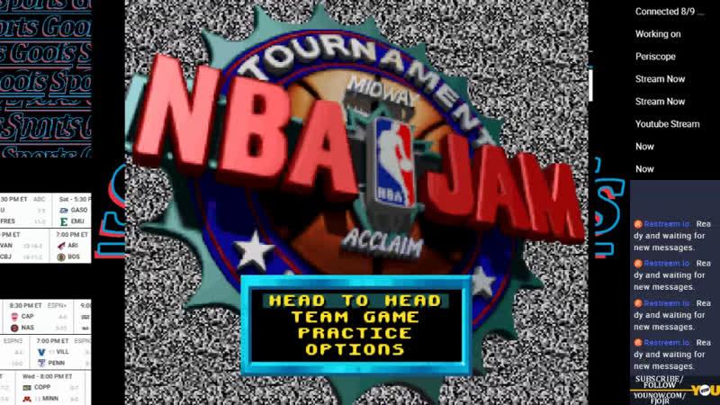 SPORTS GOOFS - Episode 9: NBA Jam Tournament Edition [Heisman, Lebron James vs. Dwyane Wade finale, Baseball Hall Of Fame, Mirac