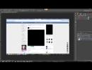 Фотошоп эффект- раскройка аватара и баннера
